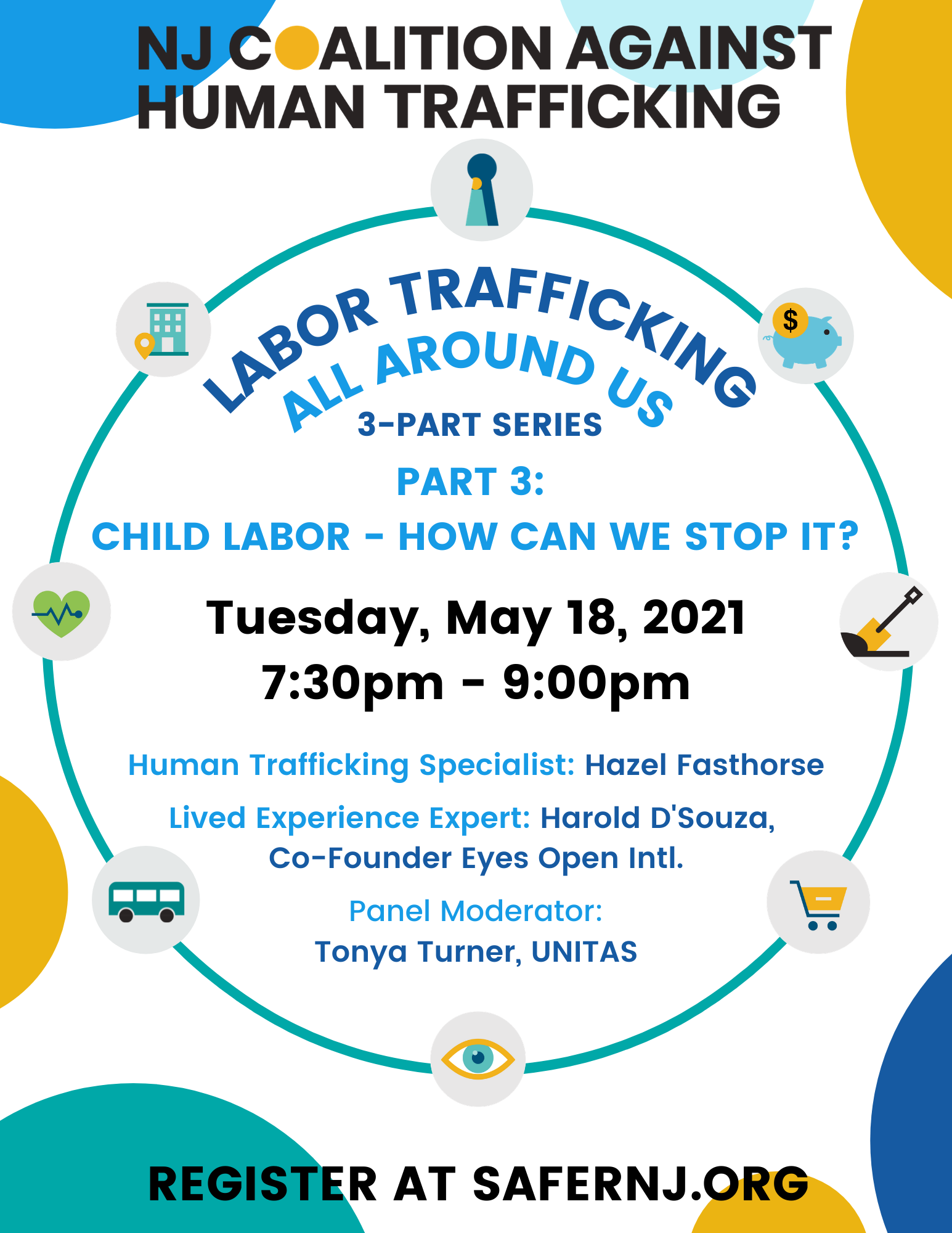 LABOR TRAFFICKING Part 3 NEW