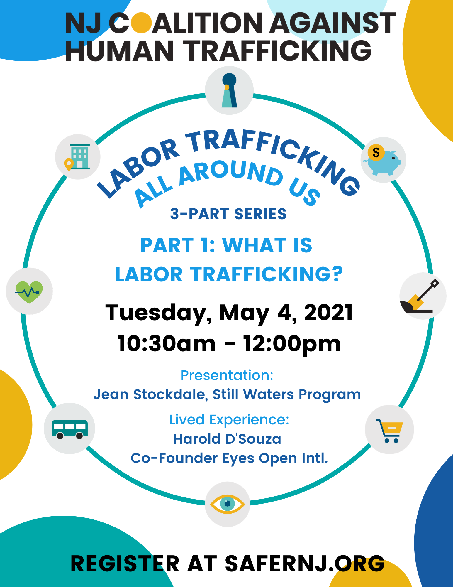 Parts 1 LABOR TRAFFICKING website flyers